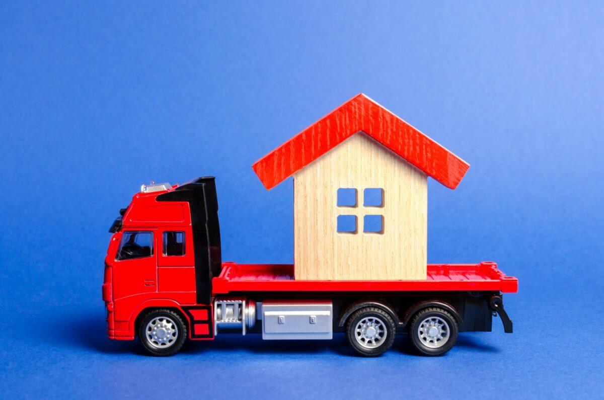 location de camions de déménagement