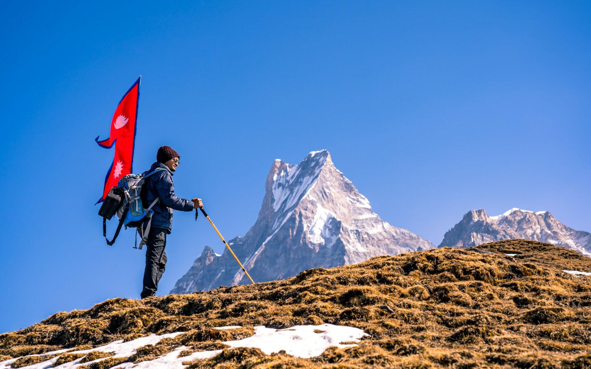 entrainement trek en montagne