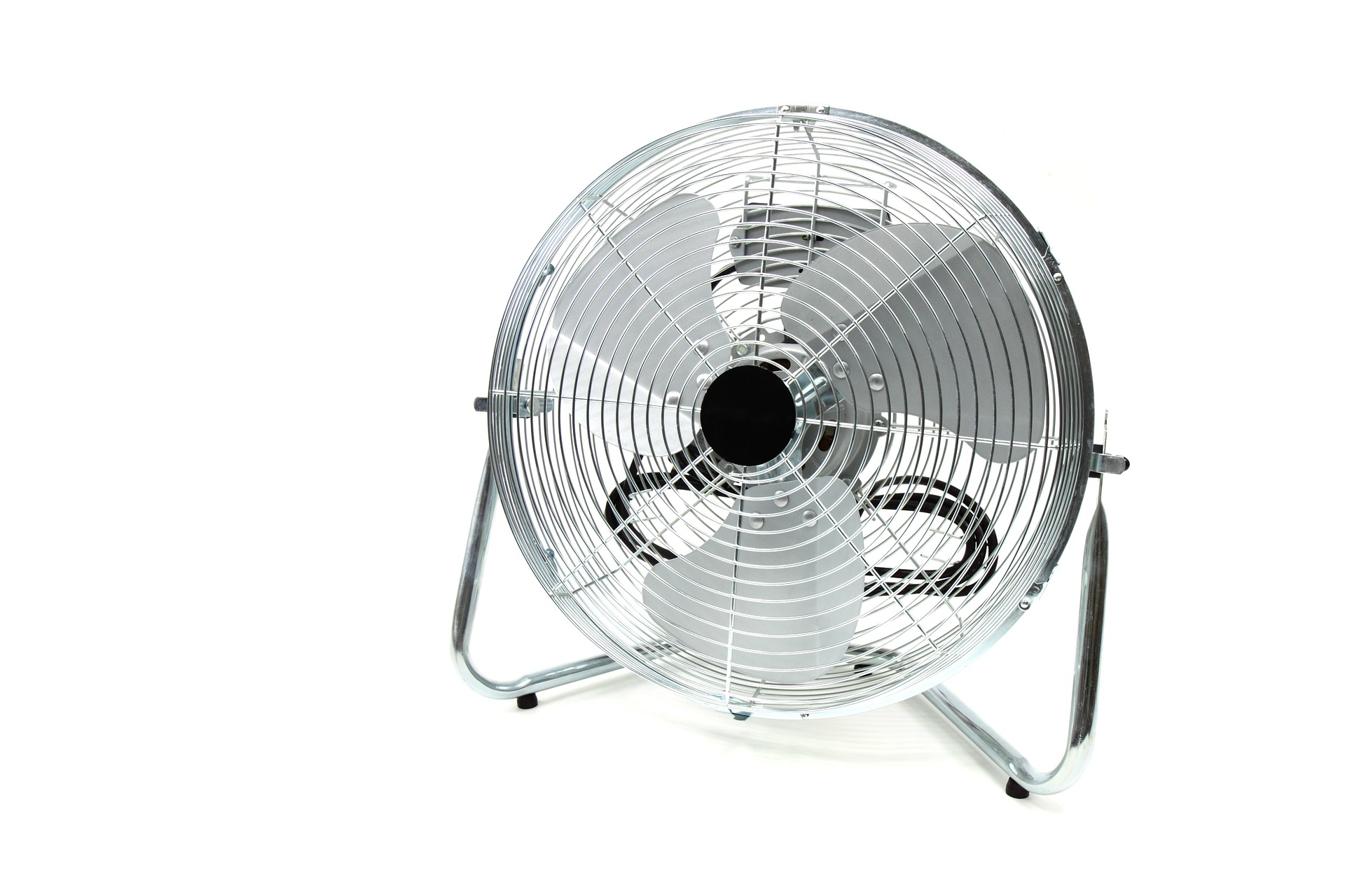 un ventilateur installation